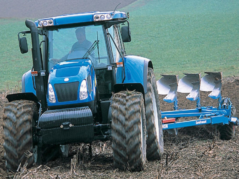 Tractors and agricultural equipment