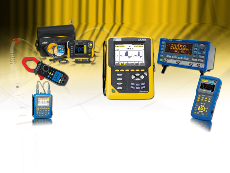 Industrial measuring devices